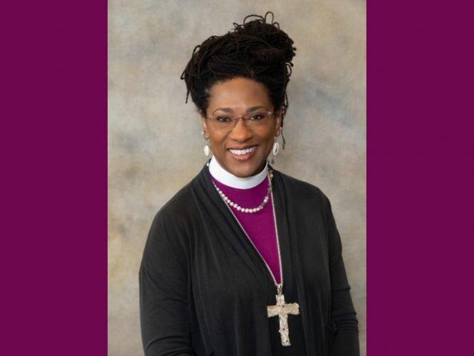 The Rt. Rev. Dr. Shannon MacVean-Brown